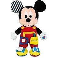 Clementoni Plyšový Mickey s kapsami - Hračka pro nejmenší