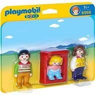 Playmobil 6966 Rodiče s kolébkou - Hračka pro nejmenší