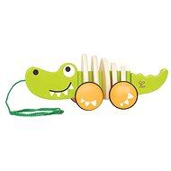 Hape Tahačka krokodýl - Tahací hračka