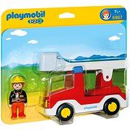 Playmobil 6967 Hasičské auto - Stavebnice