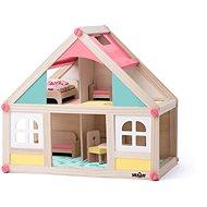 Woody Domeček malý s příslušenstvím - Domeček pro panenky