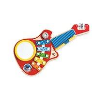 Hape Kytara 6 v 1 - Hudební hračka