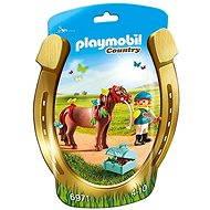 """Playmobil 6971 Zdobení poníků """"Motýlek"""" - Figurky"""