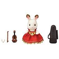 Sylvanian Families Město - houslistka chocolate králík - Herní set
