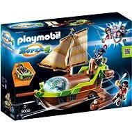 Playmobil 9000 Pirátský Chameleon s Ruby - Stavebnice