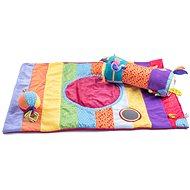Niny Baby set: deka, válec, míček - Hrací deka