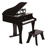 Hape Velké piano - černé - Hudební hračka
