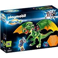 Playmobil 9001 Drak ze Země rytířů s Alexem - Stavebnice