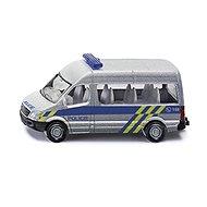 Siku Policie Van CZ - Kovový model
