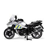 Siku Policie motorka CZ - Kovový model