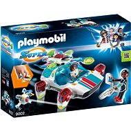 Playmobil 9002 FulguriX s agentem Genem - Stavebnice