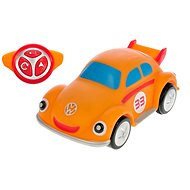 Volkswagen Beetle oranžový - RC auto na dálkové ovládání