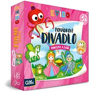 Kvído Fairytale Theater - Princesses and Knights - Family Game