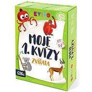 Kvído Moje první kvízy - Zvířata - Vědomostní hra