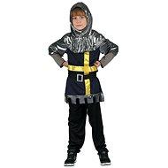 Kostým Rytíř - černý vel. M - Dětský kostým