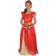 Kostým Princezna - červená vel. M - Dětský kostým