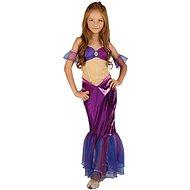Kostým Mořská Panna - fialová vel. M - Dětský kostým