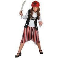 Kostým Pirát vel. M - Dětský kostým