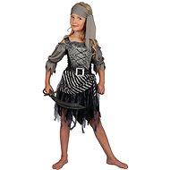Kostým Pirátská dívka vel. L - Dětský kostým