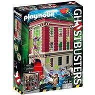Playmobil 9219 Ghostbusters Požární zbrojnice - Stavebnice