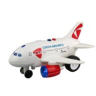 CSA Aircraft with Captain and Flight Attendant - RC Plane