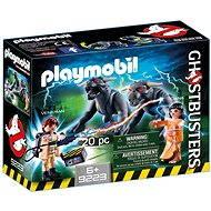 Playmobil 9223 Ghostbusters Venkman a psi - Stavebnice