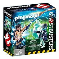 Playmobil 9224 Ghostbusters Spengler a duch - Stavebnice