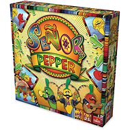 Cool Games Seňor Pepper - Rodinná hra