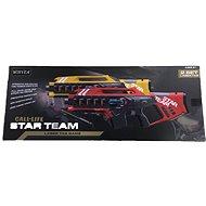 Laser game sada 2x velké zbraně - Dětská zbraň
