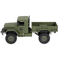 Torro U.S. vojenský truck zelený - RC auto na dálkové ovládání