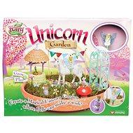 My Fairy garden - Jednorožcova zahrádka - Kreativní sada