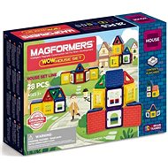 Magformers Wow House