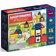 Magnetická stavebnice Magformers Wow House
