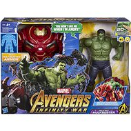 Avengers Hulk a Hulkbuster - Figurka
