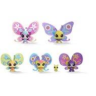 Littlest Pet Shop Motýlí rodina - Herní set