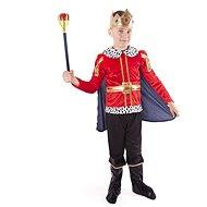 Kostým Král vel. L - Dětský kostým
