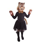 Leopard Costume with Accessories, 5pcs - Costume Accessory