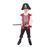 Kostým Pirát s kloboukem vel. L - Dětský kostým