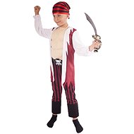 Kostým Pirát se šátkem vel. M - Dětský kostým