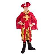 Kostým Princ vel. S - Dětský kostým