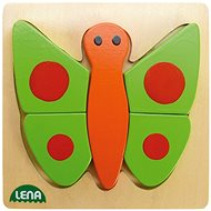 Lena Wooden puzzle - butterfly