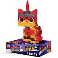 LEGO Movie 2 Angry Kitty baterka - Figurka