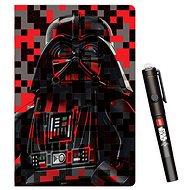 LEGO Star Wars Zápisník s neviditelným perem - Zápisník
