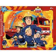 Puzzle Ravensburger 061143 Požárník Sam - Puzzle