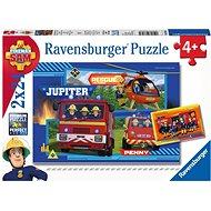 Ravensburger 078264 Požárník Sam Pojďme hasit