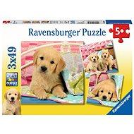 Ravensburger 080656 Krásná štěňátka