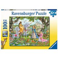 Ravensburger 104024 Párty princezen - Puzzle