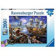 Ravensburger 127597 Černovousova bitva - Puzzle