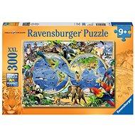 Ravensburger 131730 Svět zvířat - Puzzle