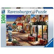 Ravensburger 162444 Tajemný koutek v Paříži - Puzzle